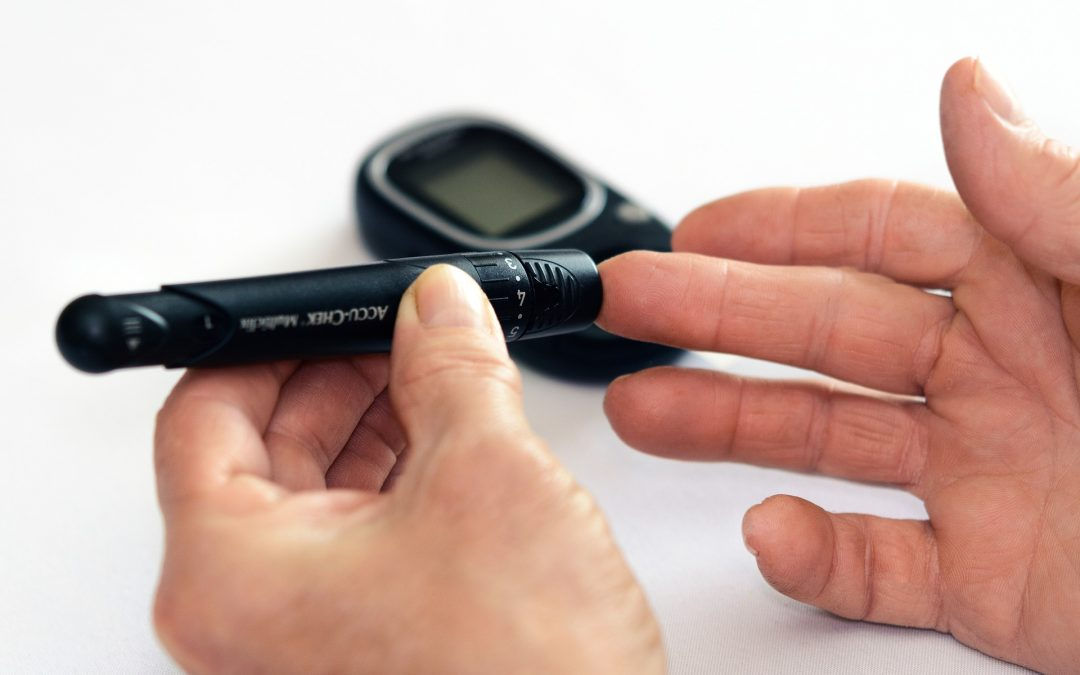Diabetes im Alter behandeln