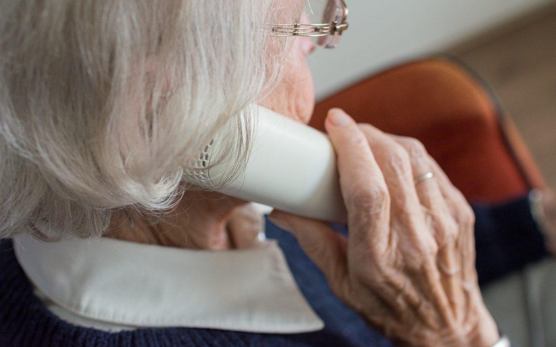 Eine Hotline für alle, die sich einsam fühlen